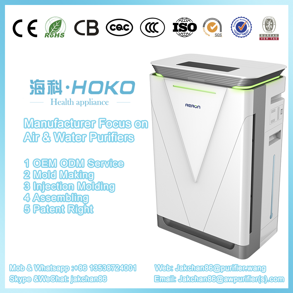 A350 china supplier Deodorizer room air cleaner with CE standard