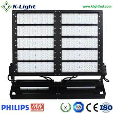 2018 New design 150LM per Watt 300W, 400W, 500W, 600W, 800W, 1000W IP67 LED Stadium Flood Lights