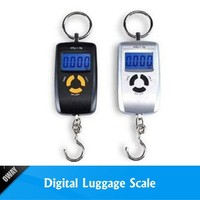 Promotional gift portable army weight scale digital