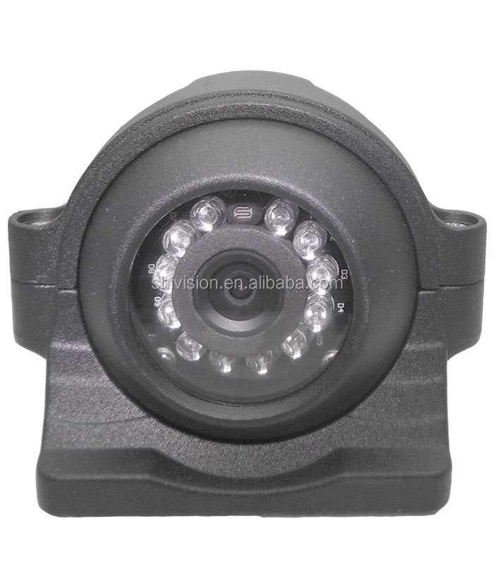 100% Factory Supplier CCD CMOS Optional IP66 Waterproof Night Vision Side View Camera for Farm Tractor