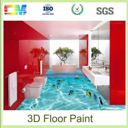 Best chemical paintings clear waterproofing liquid 3d floors, resin epoxy floor coating