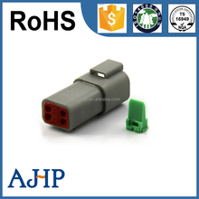 4 way Deutsch Female Connector DT04-4P