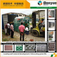 2014 Hot Sale Qt4-15 Fully Automatic Production Line brick and paver ( Dongyue Brand)
