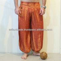 Unisex Mixed Pattern S-L Harem Pants Wholesale