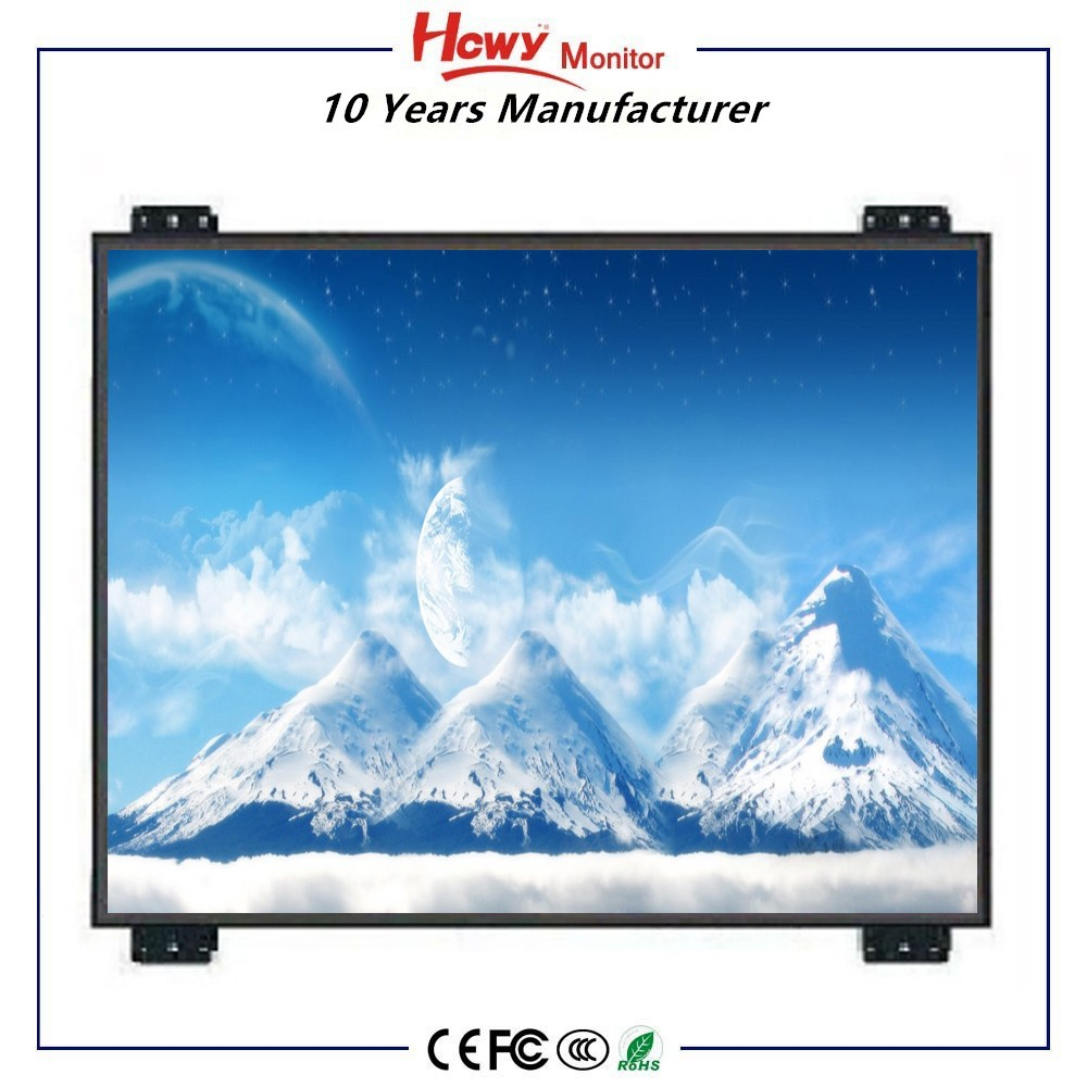 Open Frame Touch Screen 7 inch Infrared /4-Wire Resistive/Capacitive Touch Panel
