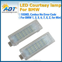 Auto Car LED Courtesy light license plate light for BMW car accessories