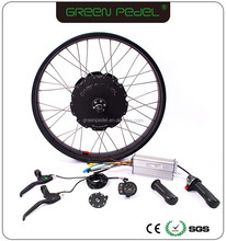 Greenpedel e bike kit 1000w electric bicycle 700c wheel kit