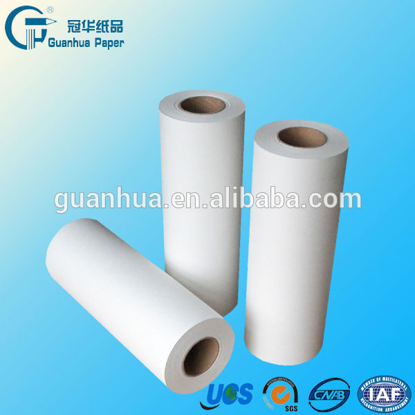 hot salling mug sublimation paper/heat transfer sublimation paper for textile