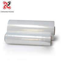 High Quality Transparent Lldpe Pallet Wrap