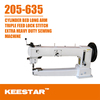 Keestar 205-635 heavy duty triple feed juki industrial sewing machine motor