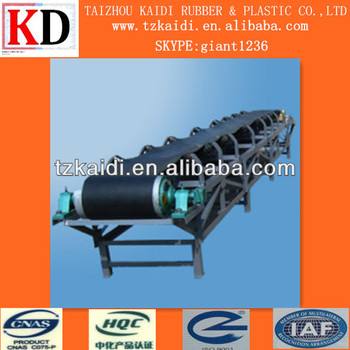 Best Quality Anti-abrasion EP Endless Conveyor Belt for Food and engineering goods conveying