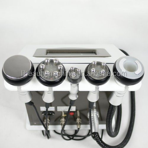 Ultrasonic lipo fat cavitation radio frequency machine