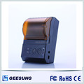 Portable model Pos 80 Thermal Printer/Mobile Bluetooth Thermal Printer