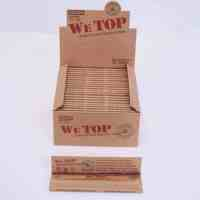 Custom rolling papers for smoking