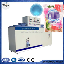 Factory Price Washing powder, detergent production machine/laundry detergent liquid soap automatic filling machine