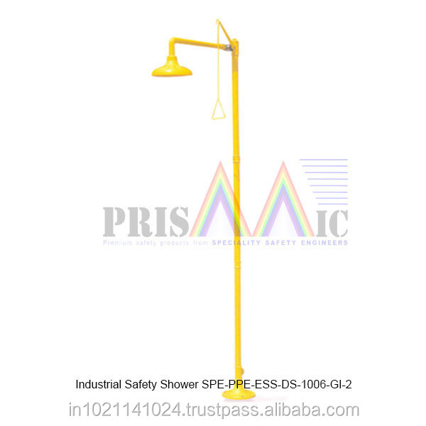 Industrial Safety Shower ( SPE-PPE-ESS-DS-1006-GI-2 )