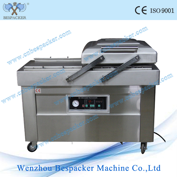 chicken Vacuum sealing Machine with Inflatable devices