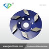 Abrasive Tools Concrete Diamond Turbo Cup Grinding Wheel