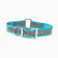 Top quality safety ring dog collar reflective hunting collars