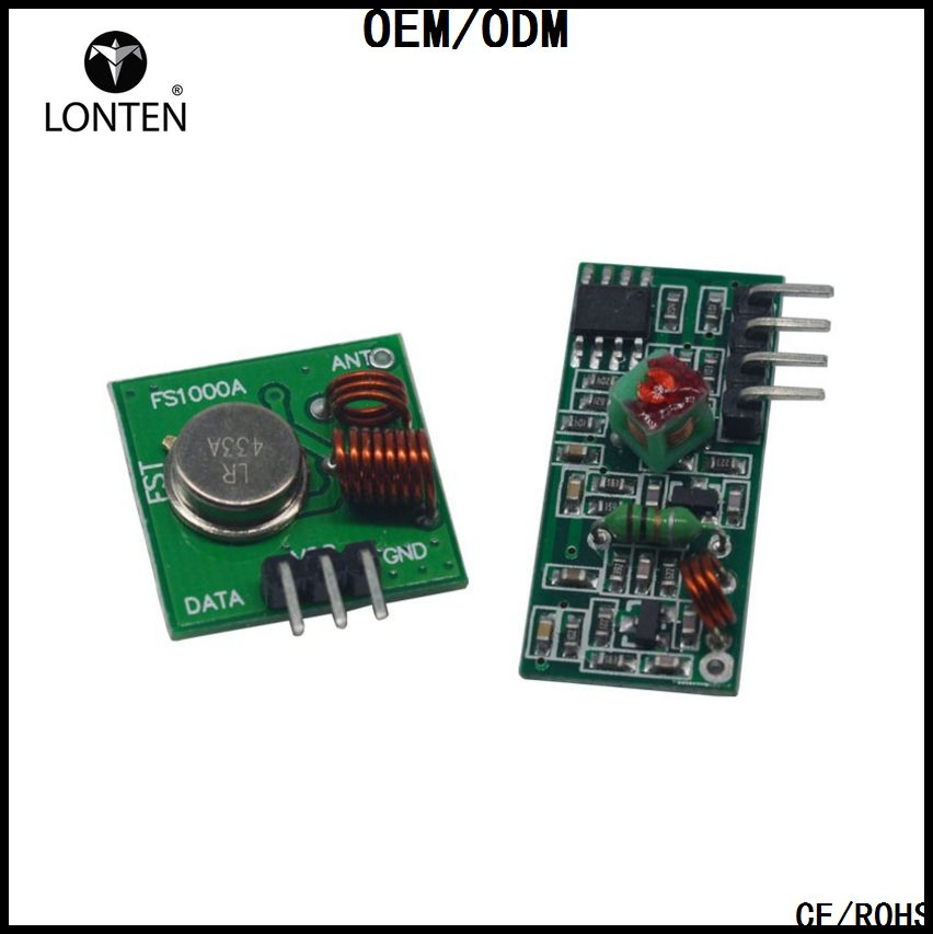 Rf 315Mhz Transmitter and Receiver - JUAL ARDUINO