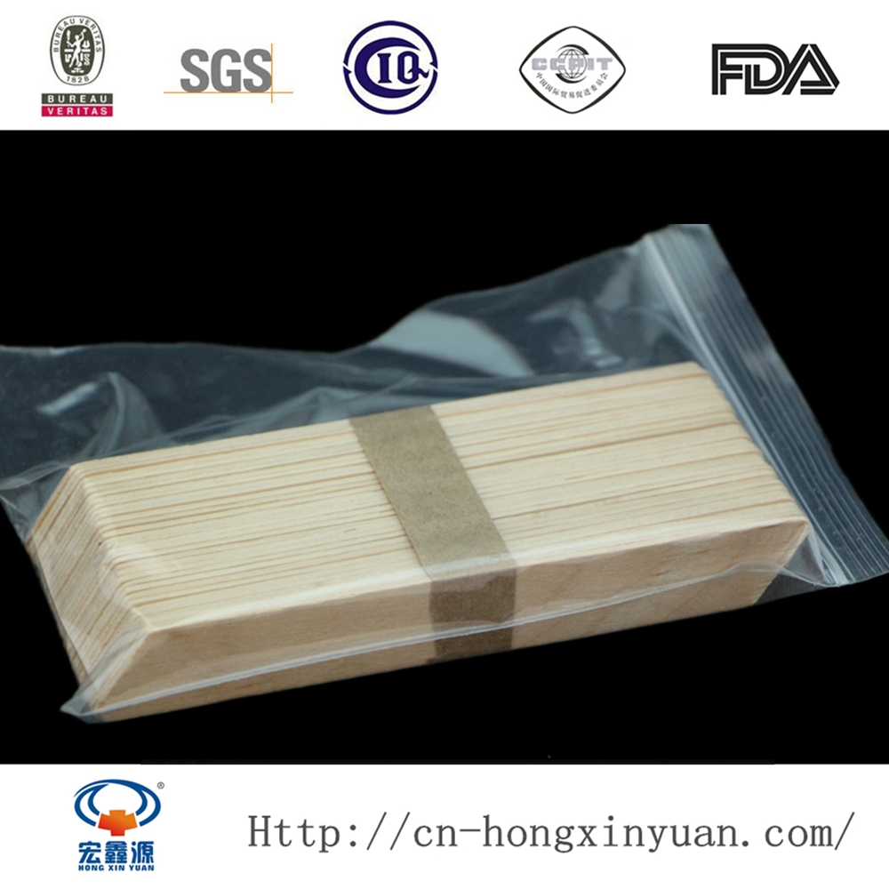Hight Quality Disposable Wooden Hair Removal Stick