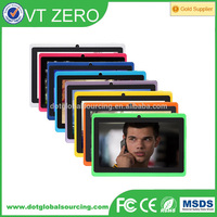 7 Inch Tablet PC /A33 Q8 Tablet PC /Cheap China Android Tablet