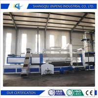 High torque best selling Q245R reactor waste recycling machine