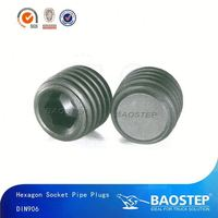 BAOSTEP Get Your Own Designed Dust Proof Wholesale Gas Pipe Caps And Plugs