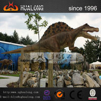Entertainment Machines Artificial Animatronic Dinosaur Statue Carving and Home Decor Dinosaur Statue