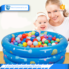 Wholesale PVC Water Play Customized Kids Outdoor Inflatable Swimming Pool