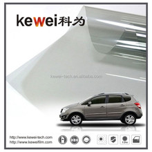 PET metallising film for high definition car front window tinting,sputtering car window film