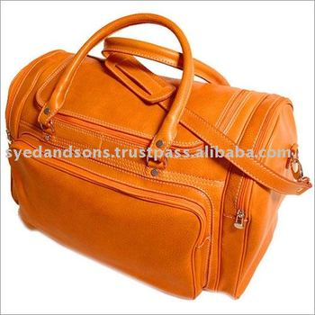 Duffle Leather  Bags 1711
