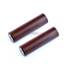 Brown color 18650 3000mah 35A high discharge rechargeable battery PK Efest 18650 35A