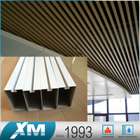 Made In China Metal Materials Modern Design False Ceiling