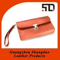 New Fashion Design Alibaba China Elegant Wholesale Leather Ladies Clutch Bags