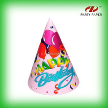 All Size Carnival Party Cardboard Paper Party Hats