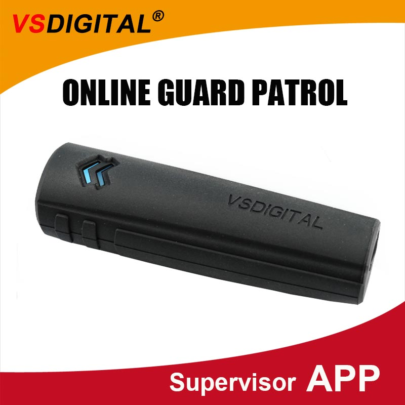 guard patrol products website with cloud-based software