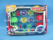 plastic beyblade top set, super battle top, spinning top
