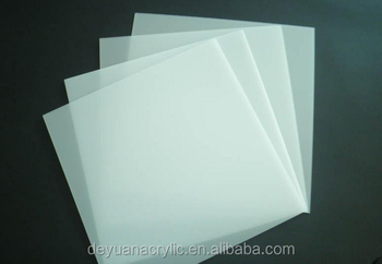 High quality Polycarbonate Light Diffusion Sheet for LED light