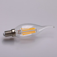 Edison lamp LED/tungsten filament C35 series light bulb Victorian Vintage Edison bulbs