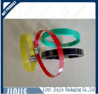 high quality green black pet strap polyester packing strapping