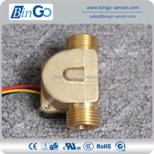 G1/2'', rated 1-30L/min hall effect water flow sensor price
