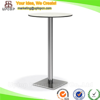 (SP-BT670) Fashion night club bar table tops compact