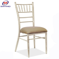 factory supply competitive price used strong metal chiavair chair