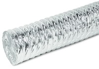 Stainless Steel Aluminium Flexible Air Duct Pipe