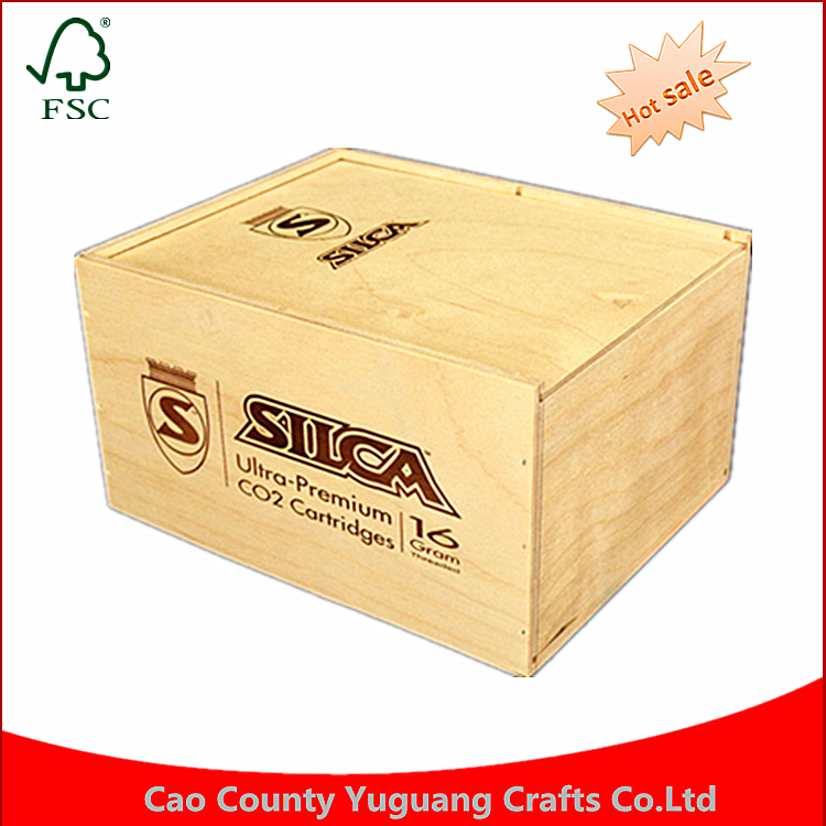 China supplie empty 750ml 6 bottle pine wood wine box for Empty wine crates