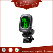 New Clip-on LCD Digital Chromatic Guitar Tuner Bass Violin Ukulele