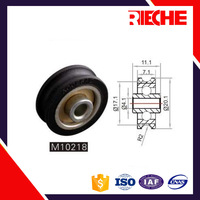 high precision customized plastic small pulleys