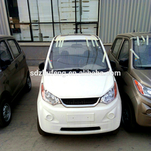 new type Chinese 4 wheels Smart electric car on sale A6