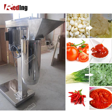 Easy Operation potato paste grinding machine/frozen mashed garlic making machine